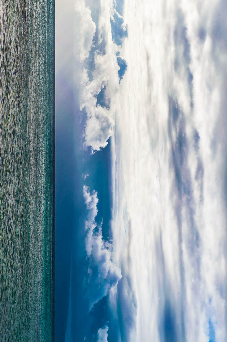 Sky & Sea <h5>Metal Print</h5> <h5>$150 - $1,000</h5> <h5>click for more details</h5>
