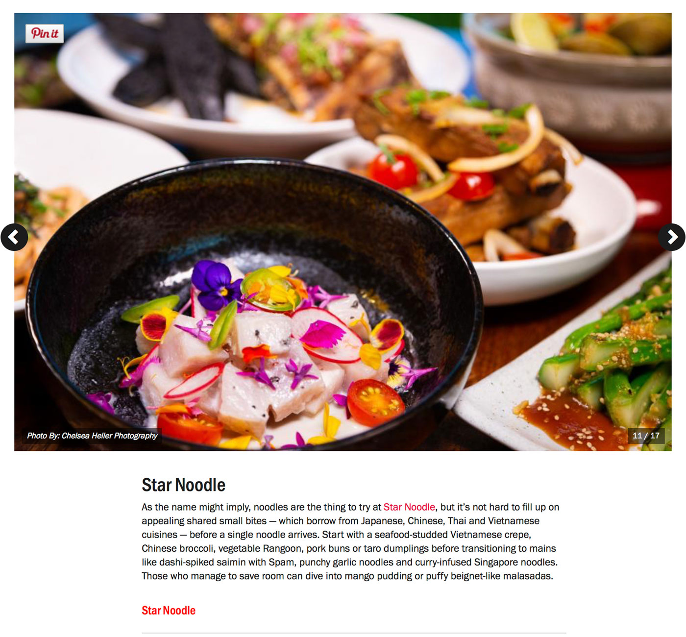"Screenshot from Food Network's Guide to:<br><a href=""https://www.foodnetwork.com/restaurants/photos/restaurant-guide-maui"" target=""_blank"" rel=""noopener noreferrer"">""The Best Restaurants on Maui""</a> - Star Noodle.</br>"